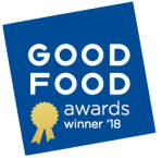 Good Food Awards Winner 2018