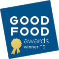 Good Food Award Winner 2019